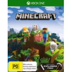 Minecraft Explorers Pack (Xbox One)
