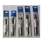 HSS TWIST DRILLS - Set of 5 Imperial - Top Quality Labor Brand