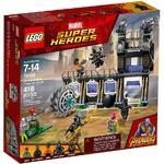 LEGO Marvel Super Heroes Corvus Glaive Thresher Attack 76103