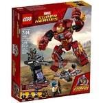 LEGO Marvel Super Heroes The Hulkbuster Smash-Up 76104