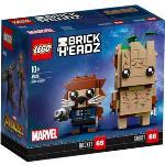 LEGO BrickHeadz Groot & Rocket 41626