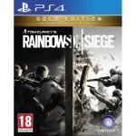 Tom Clancy\'s Rainbow Six Siege Gold Edition (PS4)