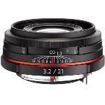 Pentax DA 21mm f3.2 AL