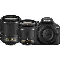 Nikon D3400 + AF-P 18-55 + 55-200