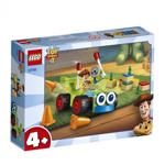 LEGO Juniors  Disney Toy Story - Woody & RC 10766