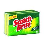 Scotch-brite Stayfresh Kitchen Scrub Ea
