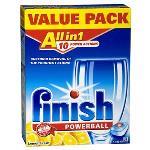 Dishwashing Tablet Finish Lemon Pk56