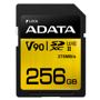 ADATA Premier One V90 UHS-II SDXC Class 10 256GB