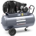 ATLAS COPCO AUTOMAN 230V/7.8A 2.0HP 11CFM 90L COMPRESSOR