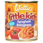 Wattie\'s Little Kids Spaghetti Bolognese