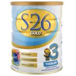 S26 Gold Baby Formula Toddler From 1 Year (Stage 3) 900g