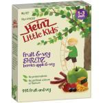 Heinz Little Kids Shredz - Berries, Apple & Vegetables