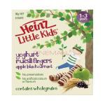 Heinz Little Kids Muesli Fingers - Apple & Blackcurrant