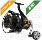 Daiwa Saltiga Dogfight SATG 8000 Spinning Reel