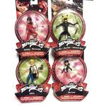 Miraculous Complete Set of 4 Action Figures 5.5
