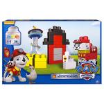 IONIX Jr. PAW Patrol, Construct-A-Pup, Rescue Marshall Block Set