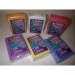 *6 Pack* -Squishy Foam ~ Modeling Beads ~ Blue ~ Mold It! Shape It!