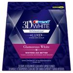 Crest 3D White Luxe Whitestrip Teeth Whitening Kit, Glamorous White, 14 Treatments