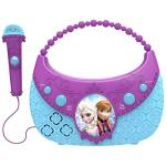 KIDdesigns Disney Frozen Cool Tunes Sing Along Boombox