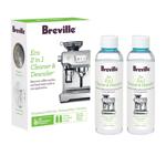 Breville 2 in 1 Cleaner & Descaler BES014CLR