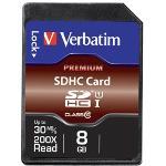 Verbatim Premium SDHC Class 10 8GB