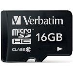 Verbatim Premium MicroSDHC Class 10 16GB