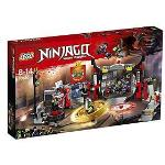 LEGO Ninjago SOG Headquarters 70640