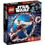 LEGO Star Wars Jedi Starfighter With Hyperdrive 75191