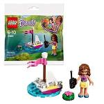 LEGO Friends Olivias Remote Controlled Boat 30403
