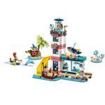 LEGO Friends Lighthouse Rescue Center 41380