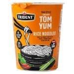 Trident Instant Noodles Cup Tom Yum Rice Noodles 50g
