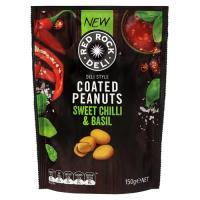 Red Rock Deli Peanuts Sweet Chili & Basil 150g
