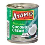Ayam Coconut Cream Premium can 270ml