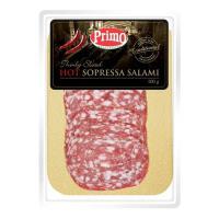 Primo Smallgoods Salami Sliced Sopressa Hot 100g