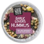 The Good Taste Hummus Garlic Lovers 200g