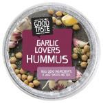 The Good Taste Hummus Garlic Lovers 200g