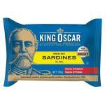 King Oscar Sardines In Oil 105g