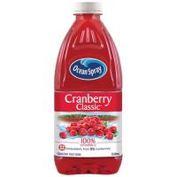 Ocean Spray Fruit Drink Cranberry 1.5l
