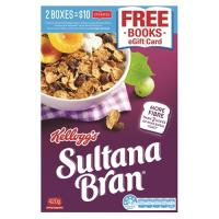 Kelloggs Cereal Sultana Bran 420g