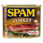 Spam Turkey Oven Roasted 340g