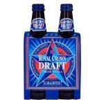 Royal Crown Draft Soft Drink Premium Cola 1360ml (340ml x 4pk)