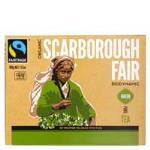Scarborough Fair Green Tea Bags Fair Trade Organic 50pk