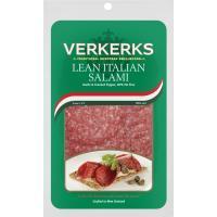 Verkerks Salami Sliced Lean Italian 100g