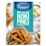 Sealord Fish Fries Nz Hoki Sea Salt & Pepper 350g