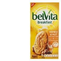 Nabisco Belvita Breakfast Bars Honey & Nut 300g (50g x 6pk)