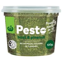 Countdown Pesto Basil & Pinenuts 100g