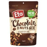 Eta Snack Mix Chocolate 150g
