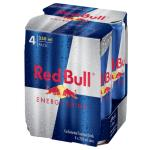 Red Bull Energy Drink 250ml can 4pk