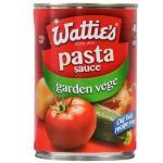 Wattie's Pasta Sauce Garden Vegetable 420g