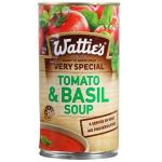 Wattie's Very Special Canned Soup Ripe Tomato & Basil 535g